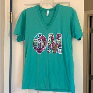 Phi Mu shirt